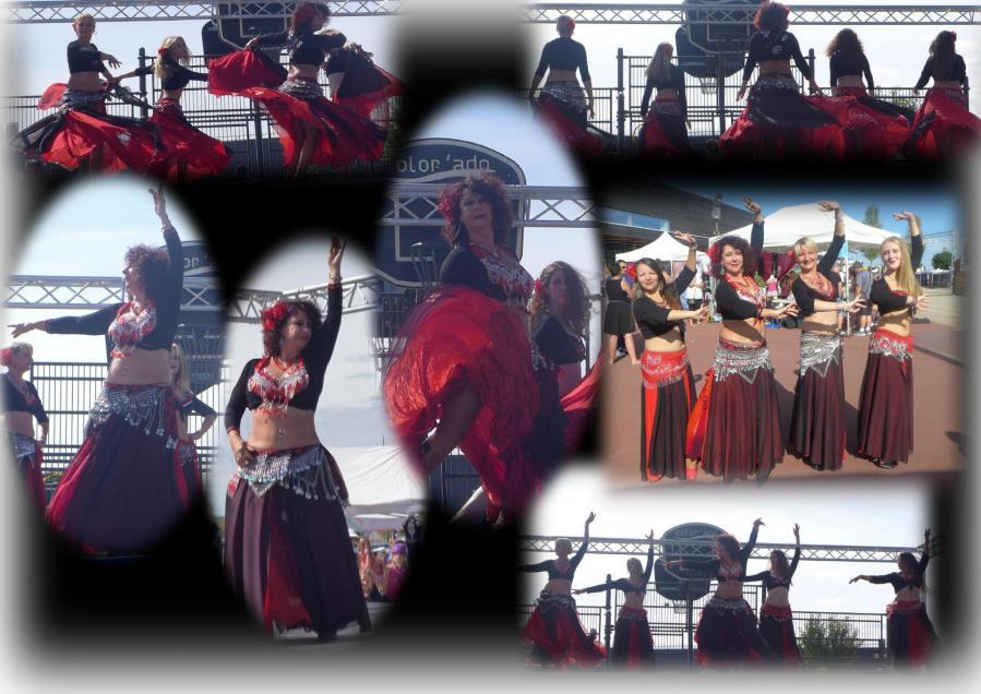 Danse orientale c kopytko